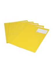 Durable 25-Piece Boardroom File Set, A4 Size, DUPG2705-04, Yellow