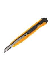 FIS 9mm Cutter Knife, 24 Pieces, FSCU3563, Multicolor