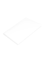 FIS Glossy Paper Sheets, 50-Sheets, A4 Size, FSPAWP23550, White