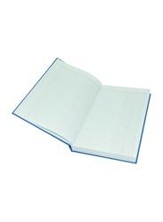 FIS Cash Book, F/S Size, 4 Quire, 2 Column, 3 Digit, FSACCDC4Q73, Blue