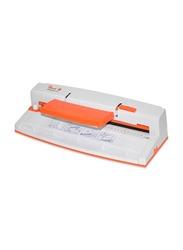 Peach Personal Wire Binder, PHBDPB300-11, Orange/White
