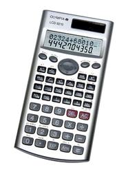Olympia 12/10-Digit Scientific Calculator, OLCA4686, Silver