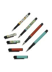 Adel 20-Piece Cartoon Roller Pen Set, 0.5mm, ALBN4214110030, Multicolor