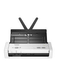 Brother Sheetfed Scanner, USB 3.0, ADS-1200, Black/White