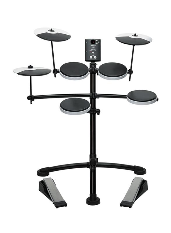 Roland TD-1K V-Drums Komplet Sa Stalkom Electronic Drum Kit, Black