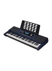 Roland E-X30 Arranger Keyboard, 61 Keys, Dark Blue