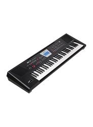 Roland BK-3 Arranger Backing Keyboard, 61 Keys, Black