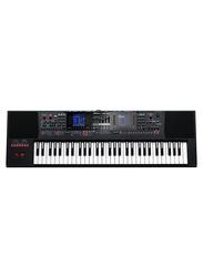 Roland E-A7 Expandable Arranger Keyboard, 61 Keys, Black