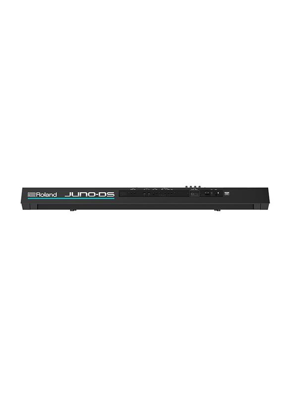 Roland Juno-DS88 Synthesizer, 88 Keys, Black