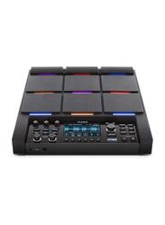 Alesis Strike Multipad Percussion Pad with Sampler and Looper, Black