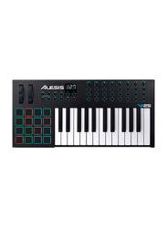 Alesis VI25 Advanced USB-MIDI Keyboard Controller, 25 Keys, Black