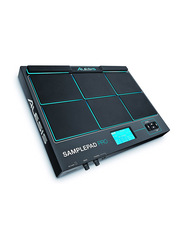 Alesis Samplepad Pro 8-Pad Percussion and Sample-Triggering Instrument, Black