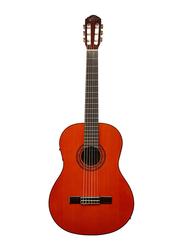 Oscar Schmidt OC9E Acoustic-Electric Classical Guitar, Rosewood Fingerboard, Natural