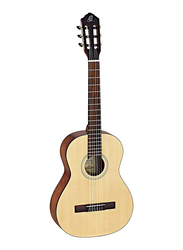 Ortega RST5-3/4 Student Series 3/4 Size Nylon String Classic Guitar, ABS Fingerboard, Natural