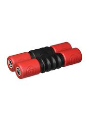 Latin Percussion LP441T-L Twist Shaker, Red