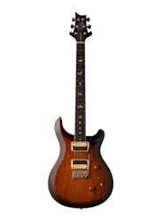 PRS ST4 SE Standard 24 Solidbody Electric Guitar, Rosewood Fingerboard, Tobacco Sunburst Brown