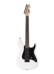 ESP LTD SN-200HT Hardtail Electric Guitar, Roasted Jatoba Fingerboard, Snow White
