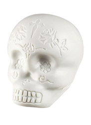 Latin Percussion LP006-GLO Sugar Skull Shaker Glow in the Dark, White