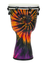 "Pearl PBJV14696 14"" Top Tuned Synthetic Shell Djembe, Purple Haze"
