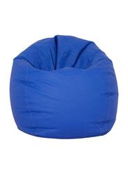 Koplenz Mixed Room Furniture Bean Bag, Blue
