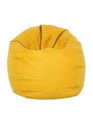 Koplenz Mixed Room Furniture Bean Bag, Yellow