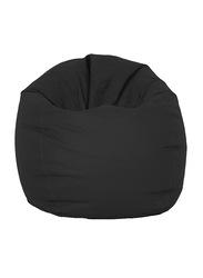 Koplenz Mixed Room Furniture Bean Bag, Black