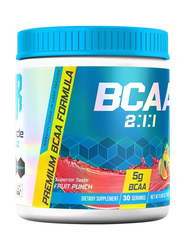 Muscle Rulz BCAA 2:1:1 30 Serving, 6.88oz, Fruit Punch