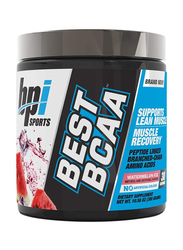 BPI Sports Best BCAA Muscle Recovery Supplement, 300g, Watermelon Ice