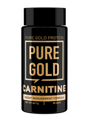 Pure Gold Protein Carnitine, 90 Capsules, Regular