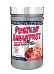 Scitec Nutrition Protein Breakfast, 700g, Strawberry