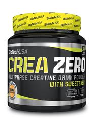 Biotech USA Crea Zero Creatine Powder, 320g, Regular