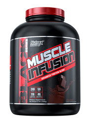 Nutrex Research Muscle Infusion Advanced Mass Gainer, 2721g, Chocolate