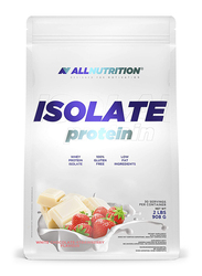 All Nutrition Whey Protein, 2270g, White Chocolate Strawberry