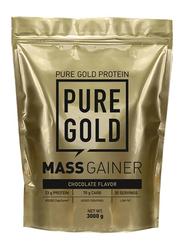 Pure Gold Mass Gainer, 3000g, Chocolate