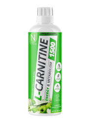 Nutrakey L-Carnitine 1500, 473ml, Green Apple