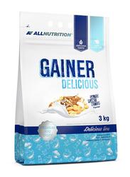 All Nutrition Gainer Delicious, 3 Kg, Vanilla