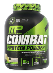 Musclepharm Combat Protein Powder, 4 Lbs, Vanilla