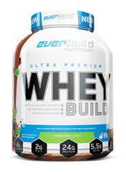 Everbuild Nutrition Ultra Premium Whey Build Shape, 5 Lbs, Choco Mint