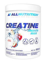 All Nutrition Creatine Muscle Max, 500g, Apple