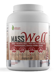 Wellknown Formulas Masswell Mass Gainer, 3.63 Kg, Chocolate