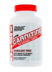 Nutrex Lipo 6 Carnitine Dietary Supplement, 120 Capsules, Regular