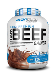 Everbuild Beef Gainer Ultra Premium, 2720g, Deluxe Chocolate Shake