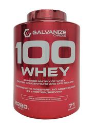 Galvanize 100 Whey Powder, 2300g, Milk Chocolate