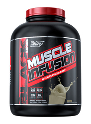 Nutrex Research Muscle Infusion Advanced Protein Blend, 5 Lbs, Vanilla