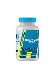 Muscle Rulz Multivitamin Daily, 60 Tablets, Regular