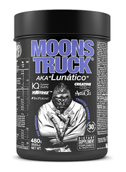Zoomad Labs Moons Truck Aka Lunatico Powder, 480g, Twister Berries