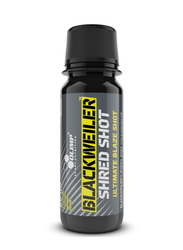 Olimp Labs Sport Nutrition Blackweiler Shred Shot, 60ml