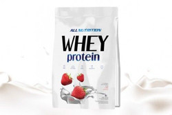 All Nutrition Whey Protein, 2270g, Strawberry