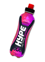 Hype Sports Isotonic Energy Drink, 500ml, Berry
