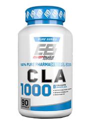 Everbuild Nutrition CLA 1000, 90 Soft Gels